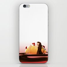 Strawberry Croissant iPhone & iPod Skin