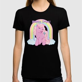 g1 my little pony Lickety Split T-shirt