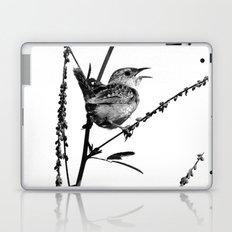 Sedge Wren Laptop & iPad Skin