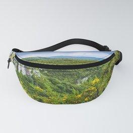 Cotopaxi National Park Landscape Scene Fanny Pack