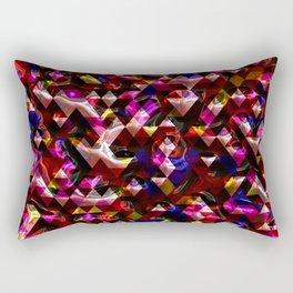 liquid play Rectangular Pillow