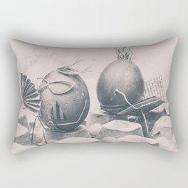 Summer on the beatch Rectangular Pillow