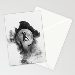 Dancing over our hands. Stationery Cards