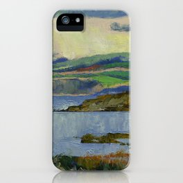 Firth of Clyde iPhone Case