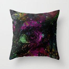 Neomata Throw Pillow