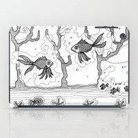 underwater iPad Cases featuring Underwater by Condor