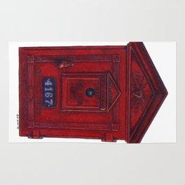 BOX 4167 Rug