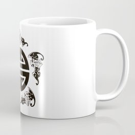 Chinese 5 blessings symbol Coffee Mug