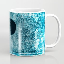 Gaurd Rail Blues Coffee Mug