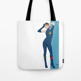 Dazzler (80s) Tote Bag