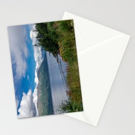 On The Road To Hope, Alaska Stationery Cards