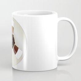 Tape Spool Coffee Mug