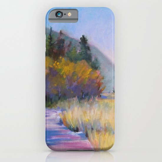 Crossing Shadows iPhone & iPod Case