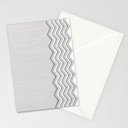 Light Waves Stationery Cards