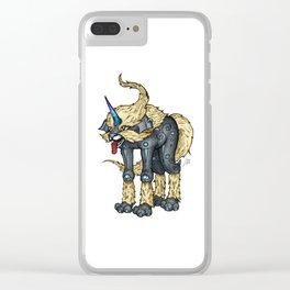 Torus The Sun Dog Clear iPhone Case