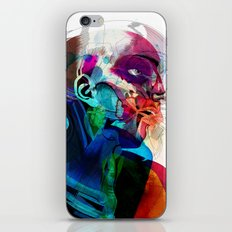 Anatomy Gautier v2 iPhone & iPod Skin