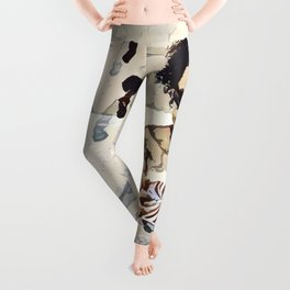 Happiness of a Mixologist  Leggings