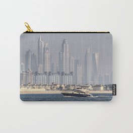Dubai Yacht And Architecture Carry-All Pouch