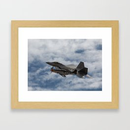 Heritage Flight Framed Art Print