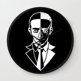 FBI Special Agent (Deadly Premonition) Wall Clock