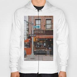 New York City Street Corner Hoody