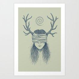 Carcosa Art Print