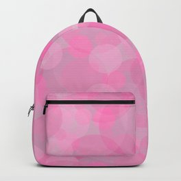 Pink Bubbles 3 Backpack