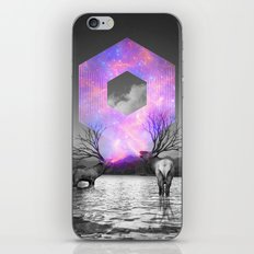 Made of Star Stuff iPhone Skin