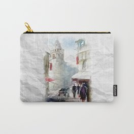 Galata Tower İstanbul Carry-All Pouch