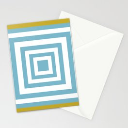 Maze Stationery Cards