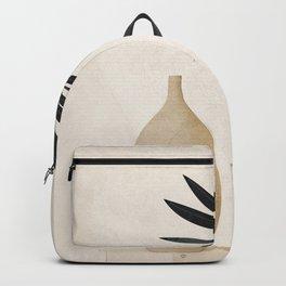 Vase Decoration Backpack