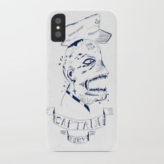 Captain Fury iPhone X Slim Case