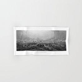 Gettysburg -- Civil War Hand & Bath Towel