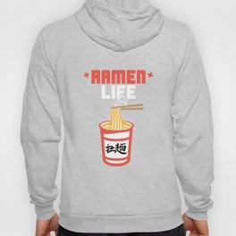 Ramen Life Japanese Cup Ramen  Hoody