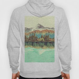 The Unknown Hills in Kamakura Hoody