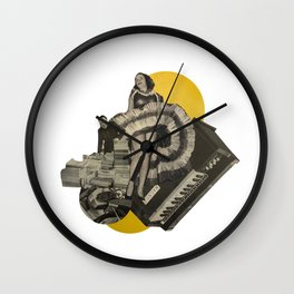 Come see about me Wall Clock