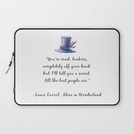 All the Best People Are Laptop Sleeve