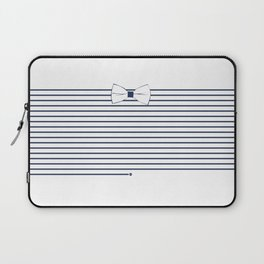 Noeud Pap marin Laptop Sleeve