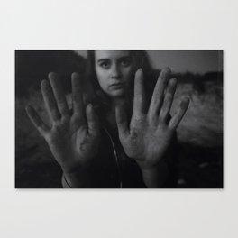 t.s. eliot Canvas Print
