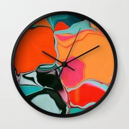 Color II Wall Clock