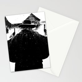 The Hateful Eight Stationery Cards