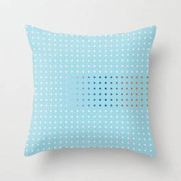 Pattern_B06 Throw Pillow