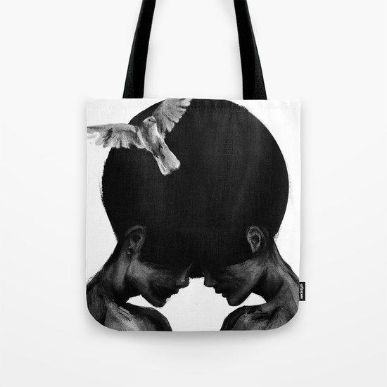 The Same Mind Tote Bag