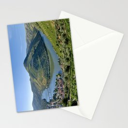 The Vale do Douro at Pinhao, Portugal Stationery Cards