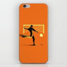 Soccer iPhone & iPod Skin