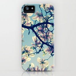 Magnolie iPhone Case