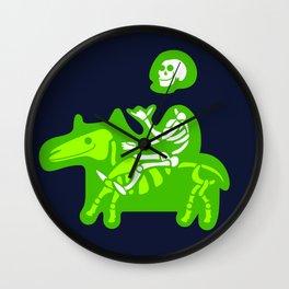 Headless Horseman Wall Clock