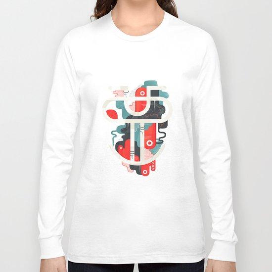 Grimace ! Long Sleeve T-shirt