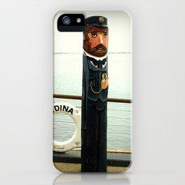 Edina iPhone Case