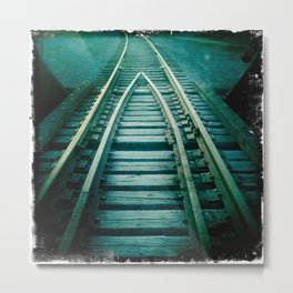 track #1 Metal Print